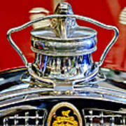 1929 Packard 8 Hood Ornament 2 Poster