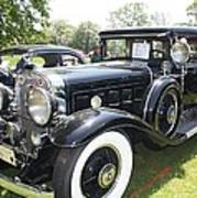 1930 Cadillac V-16 Imperial Limousine Poster