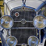 1930 Lasalle 340 Poster