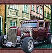 1931 Chev Poster