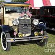1931 Ford Model-a Car Poster