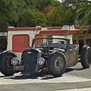 1931 Rataoulle 'rat Rod' Poster