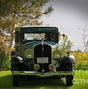 1932 Frontenac 6-70 Sedan  Poster