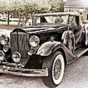 1932 Packard 903 Victoria Poster