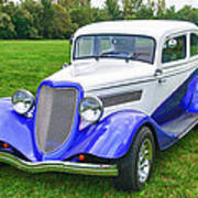 1933 Ford Vicky Poster