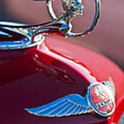 1933 Pontiac Hood Ornament 3 Poster