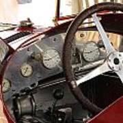 1934 Alfa Tipo B Poster