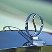 1934 Studebaker Hood Ornament Poster