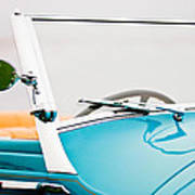 1937 Rolls-royce Phantom IIi Thrupp And Maberly Drophead -1161c Poster
