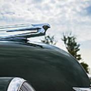1938 Cadillac Poster