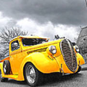 1938 Ford Pickup Poster