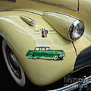1940 Buick 41c Poster
