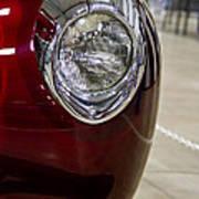 1940 Ford Front Left Light Poster