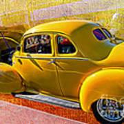 1940 Hudson Poster