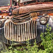 1946 Chevrolet 2 Ton Poster by Robert Jensen