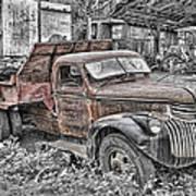 1946 Chevrolet Poster by Robert Jensen