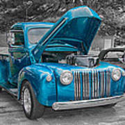 1946 Ford Pickup Poster