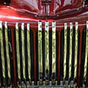 1947 Farm Truck Poster