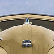 1947 Ford Super Deluxe Wagon Poster