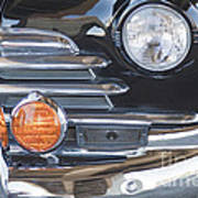 1948 Chevrolet Grille Fleetmaster Poster