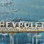 1948 Chevrolet Thrift Master Poster