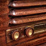 1948 Mantola Radio Poster