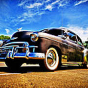 1949 Chevrolet Deluxe Poster by motography aka Phil Clark