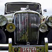1949 Jaguar  Poster