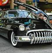 1950 Buick 2 Poster