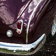 1950 Chevrolet Taillight And Bumper Poster