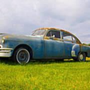 1950 Pontiac Chieftan Poster