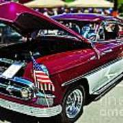 1953 Chevy Belair Poster