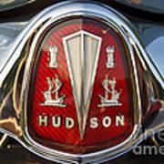 1953 Hudson Hornet Poster