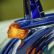 1953 Pontiac Hood Ornament 3 Poster