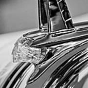 1953 Pontiac Hood Ornament 4 Poster