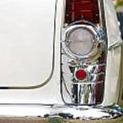 1955 Buick Special Tail Light Poster