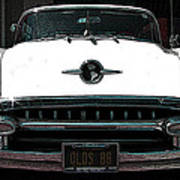 1955 Oldsmobile 88 Poster