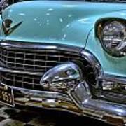 1956 Cadillac Lasalle Poster