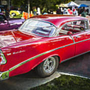 1956 Chevrolet Bel Air 210 Poster