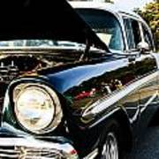 1956 Chevy Bel Air Down The Side Poster
