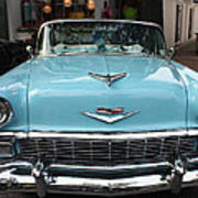 1956 Chevy Bel-air Poster