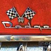 1956 Dodge 500 Series Photo 8b Poster