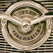 1956 Roadmaster Poster
