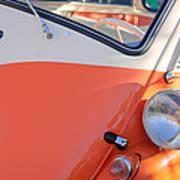 1957 Bmw Isetta 300  Poster