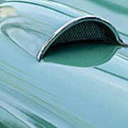 1957 Chevrolet Corvette Scoop 2 Poster