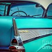1957 Chevy Bel-air Poster