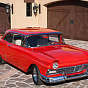 1957 Ford Fairlane Poster
