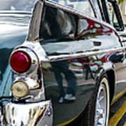 1957 Studebaker Silver Hawk Poster