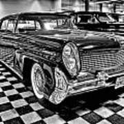1958 Lincoln Continental Mk IIi Poster