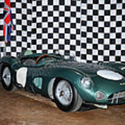 1959 Aston Martin Dbr1 Poster